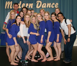 TC GW Dancing Rebels 04.05.13