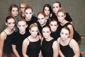 TC GW Dancing Rebels Gruppe 01.02.15