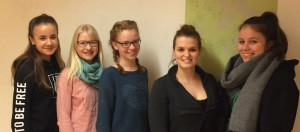TC GW Jugendversammlung Ehrungen 08.03.16