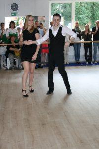 TC GW Salsa Lukas und Helena